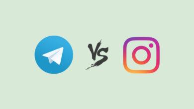 تصویر از پیامرسان انتخابات ۱۴۰۰؛ اینستاگرام یا تلگرام؟